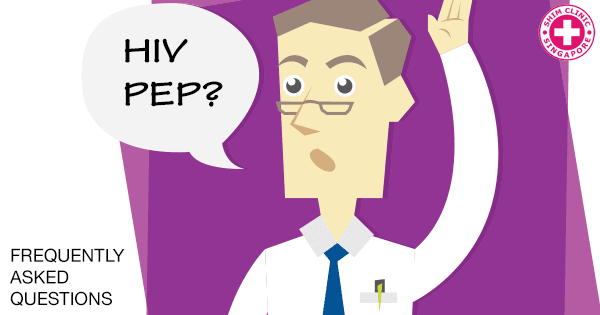 HIV PEP:  Frequently asked questions