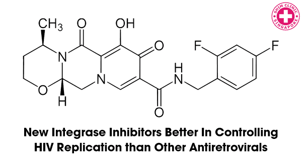 New Integrase Inhibitors Better In Controlling HIV Replication than Other Antiretrovirals