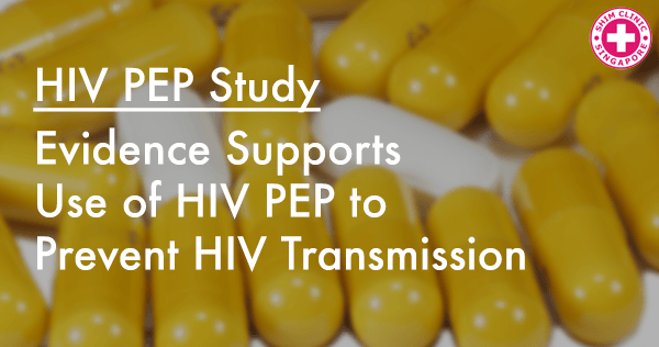 Review of Current Evidence Supports Use of PEPSE to Prevent HIV Transmission
