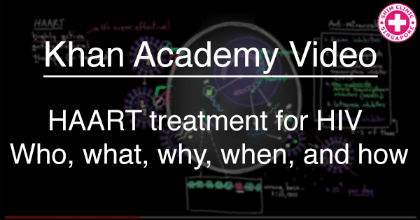 Video: HAART Treatment for HIV