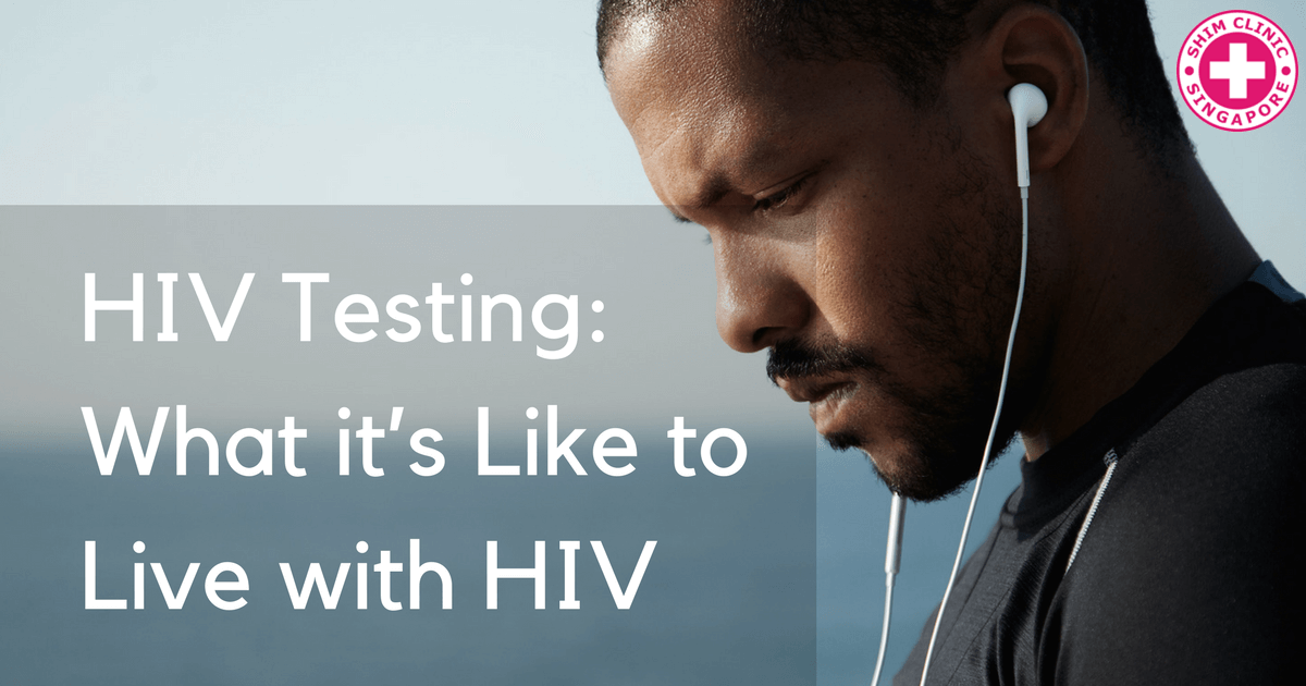 HIV Testing: What it's Like to Live with HIV