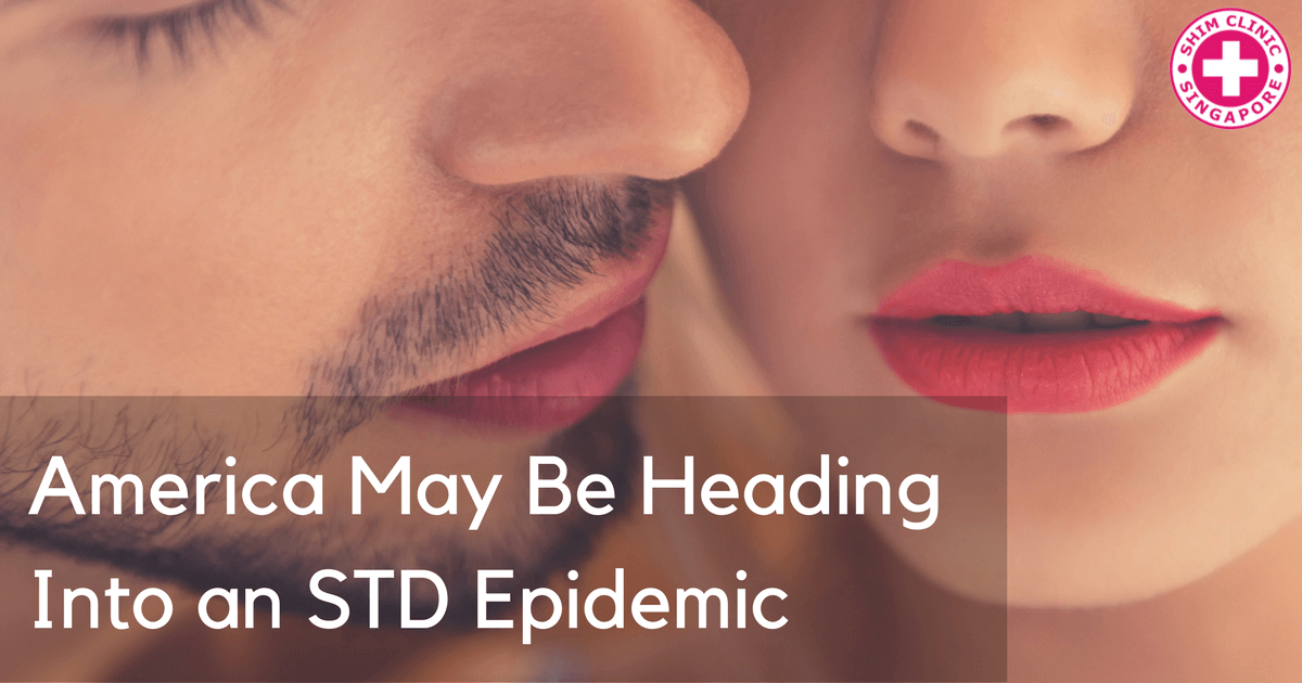 America May Be Heading Into an STD Epidemic