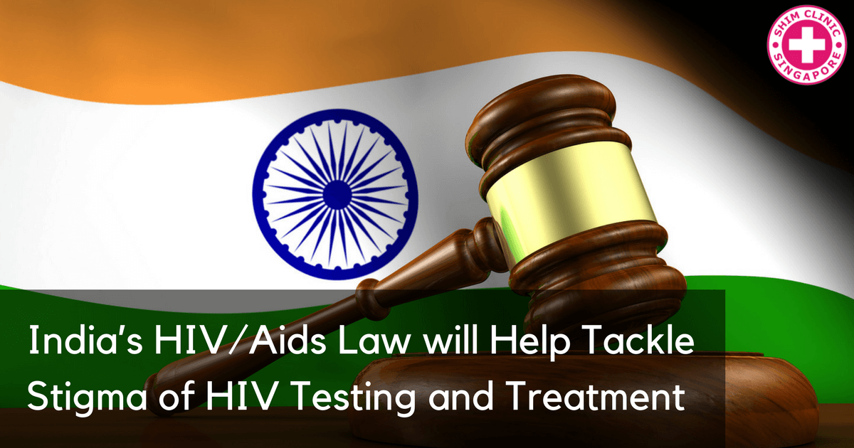 India's HIV/Aids Law will Help Tackle Stigma of HIV Testing and Treatment