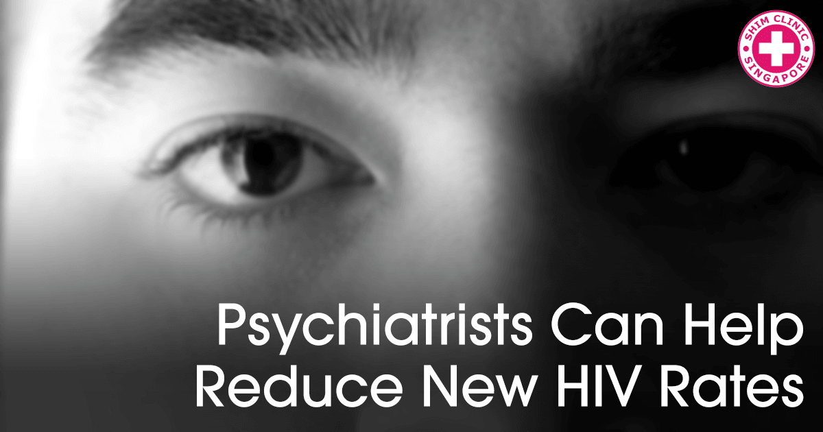 Psychiatrists Can Help Reduce New HIV Rates With HIV PEP