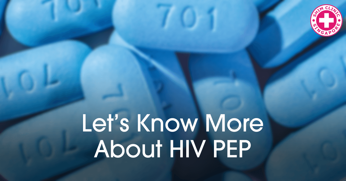 Let's Know More about HIV PEP
